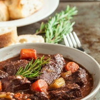 Tuscan Style Beef Stew - Chew Out Loud