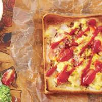 簡単な時短レシピ!オムレツトーストの基本的な作り方とアレンジまとめ
