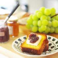 じゅわっと広がるやさしい甘さ。「あんバタートースト」で今日を始めよう