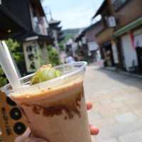 粗挽ききなこも楽しめる♩京都祇園の新名所「きなこ家」でほっと一息