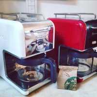 アイスもホットも自由自在!スタバ「コーヒーメーカー」でお家がカフェに早変わり♩
