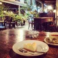 用賀「工房花屋SOKO」- 素敵なカフェでゆったりティータイムを楽しむ♡