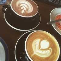用賀「ウッドベリ ーコーヒー ロースターズ」はゆったり過ごせる素敵カフェ♫