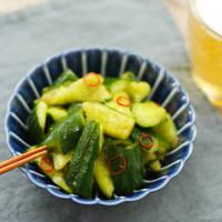箸が止まらない!たたききゅうりのレシピ&人気アレンジ10選