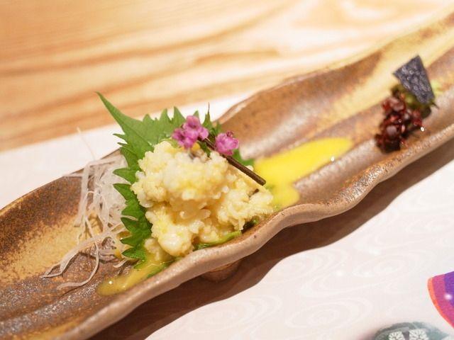 デートにおすすめ!くずし割烹「枝魯枝魯 神楽坂」で魚介たっぷり海鮮うどんを食べるの画像