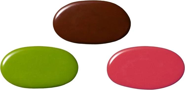 2. チョコレートソース:2種類
