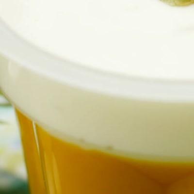 ぽってり濃厚クリーミー!卵いらずで簡単なめらかかぼちゃプリン