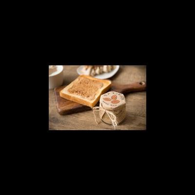 焼きたてパンの至極のおとも。「生アーモンドバター」がこっくり濃厚