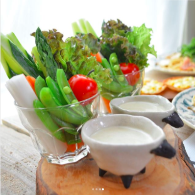 【料理上手の器えらび vol.3】あびさんの物語の画像