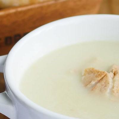 【365日のパンとスープ】さつまいものポタージュ