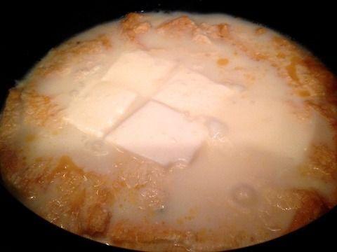 重曹を入れるだけでプロの味!? 寒い冬はとろける湯豆腐であったまろう!の画像