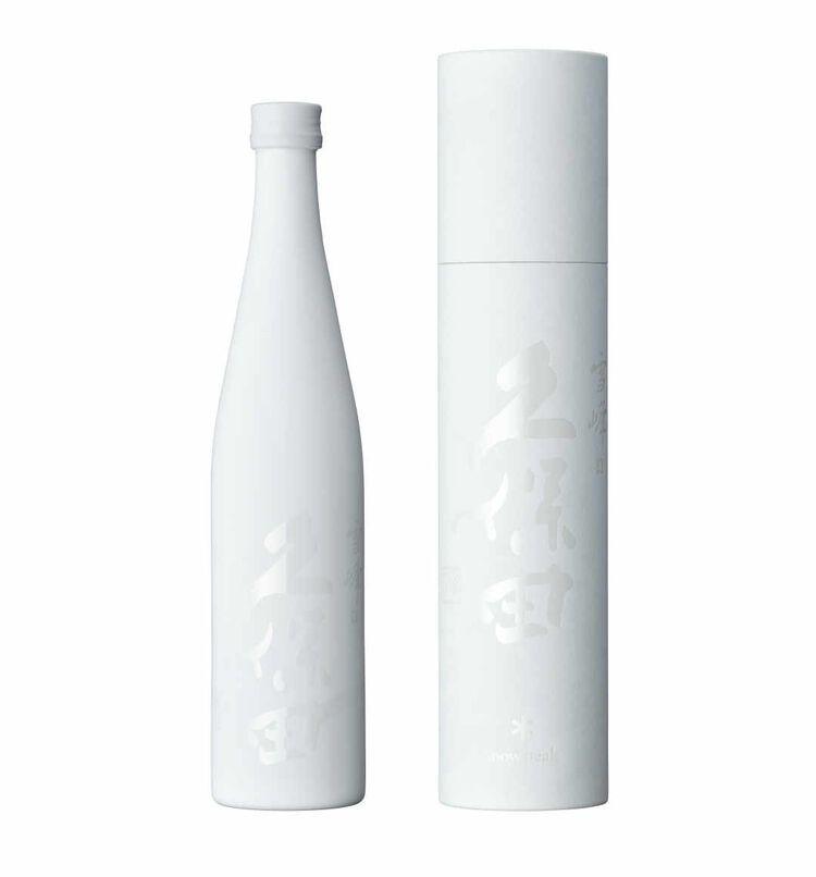 スノーピーク×朝日酒造がコラボ!アウトドアにぴったりな日本酒『久保田 雪峰』発売の画像