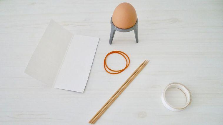 たまごソムリエ直伝!お弁当のすき間を埋める「飾りゆで卵」レシピの画像