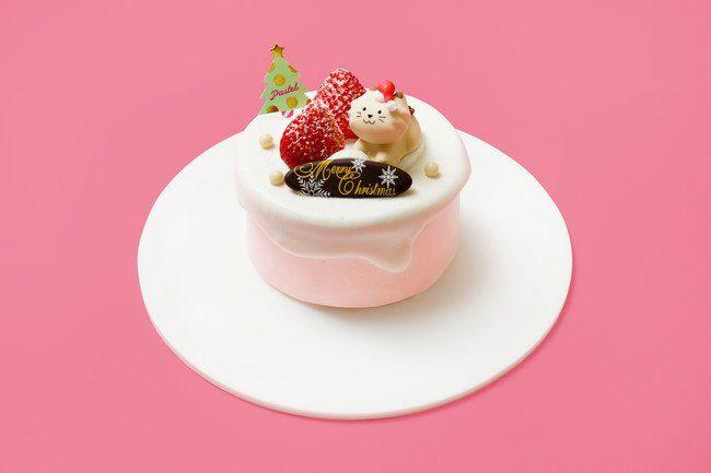 なめらかプリンでおなじみ「パステル」のクリスマスケーキ2020!10月1日より予約開始の画像