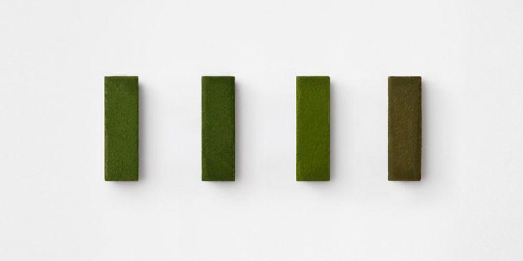 世界初!抹茶の品種を食べ比べるスイーツ「抹茶のテリーヌショコラ」が登場の画像