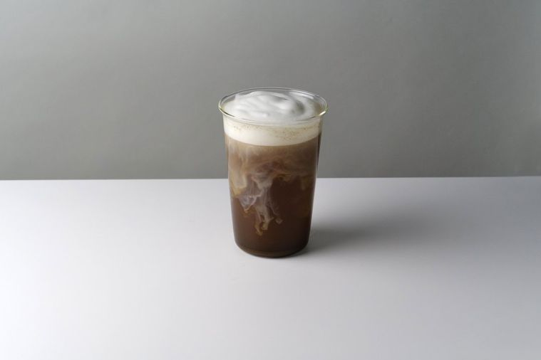 サブスク型ドリンクスタンドの新作「クラフティーラテ」。日本茶がラテで味わえる♪の画像