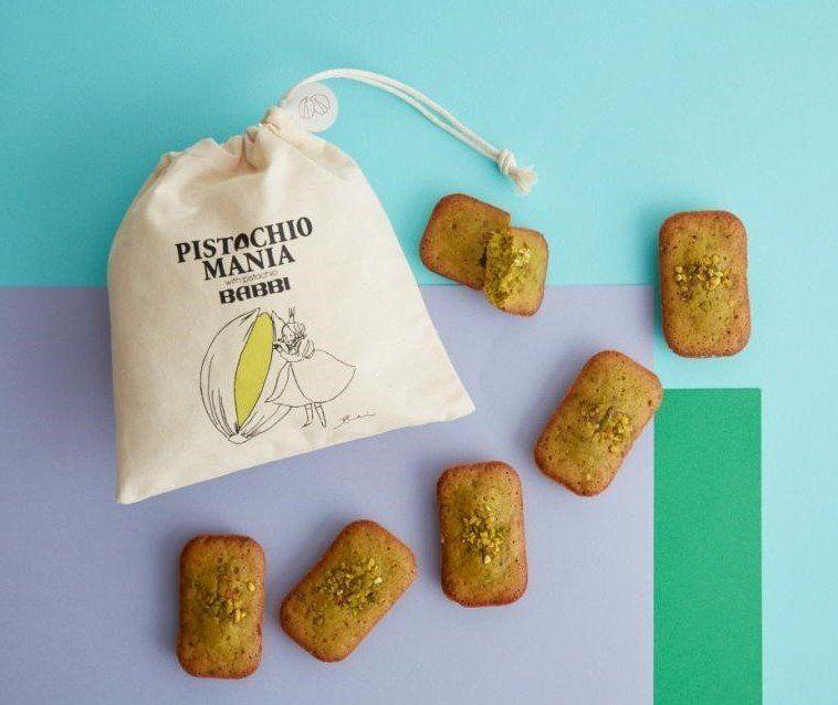 新スイーツブランド「ピスタチオマニア」が誕生!イタリア産ピスタチオを使ったフィナンシェやケーキを発売中の画像